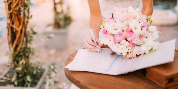 Contrat de mariage