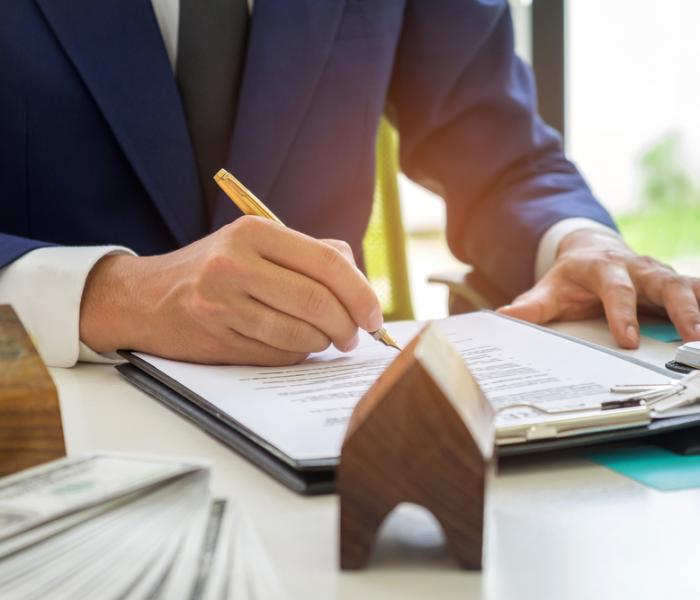 Acquisition et vente d'un bien immobilier